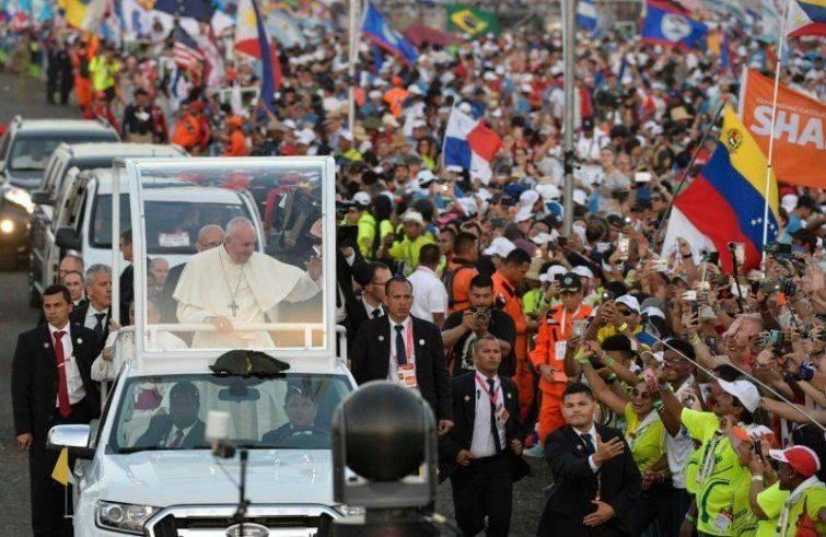 Si chiude la Gmg 2019. Le parole del Papa ai giovani