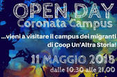 Open day del Campus di Coronata
