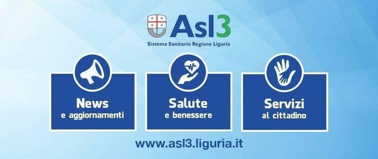 Asl3 Attivi Al Telefono I Servizi Territoriali Genova E Liguria Home Il Cittadino Di Genova