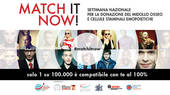 """Match it now"" all'Ospedale Galliera"