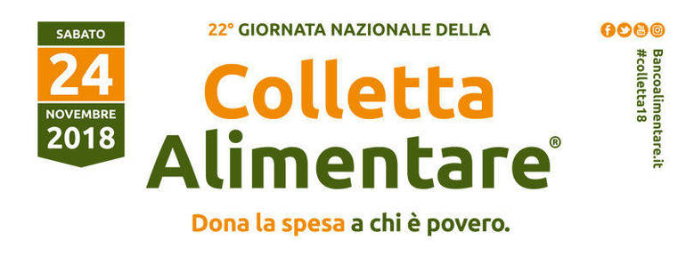 XXII Colletta Alimentare