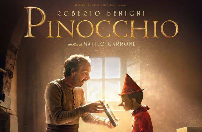 Al cinema - Pinocchio