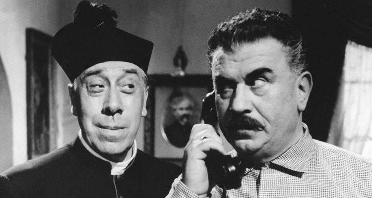 Don Camillo e Peppone: su TV2000 una serie di film