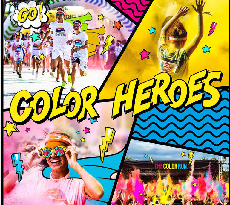 La Color Run torna al Porto Antico